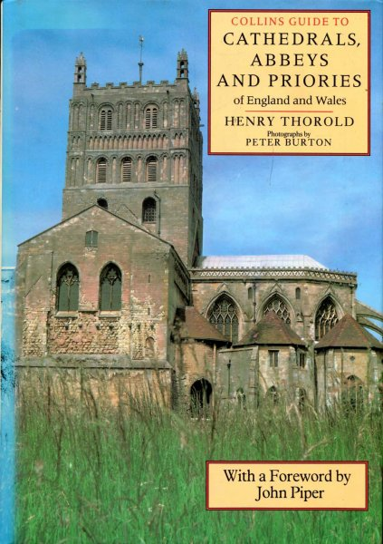 Image for Collins Guide to Cathedrals, Abbeys and Priories of England and Wales