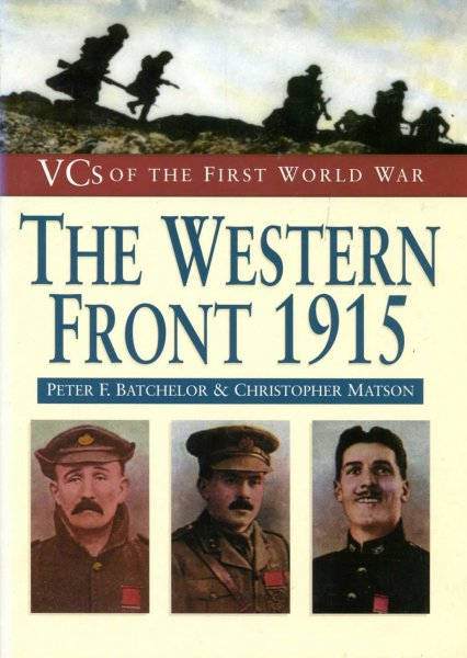 Image for The Western Front, 1915 (VCs of the First World War)