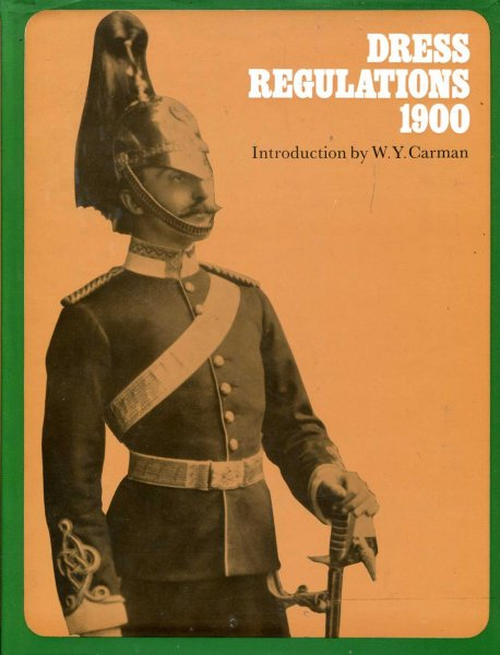 Image for Dress Regulations for the officers of the Army (including the Militia) 1900