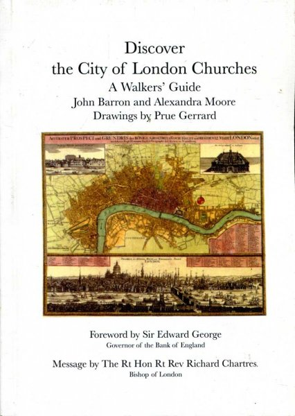 Image for Discover the City of London Churches: A Walker's Guide