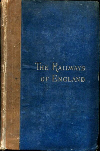 Image for The Railways of England