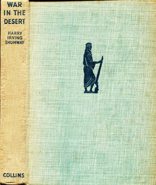 Image for War in the Desert