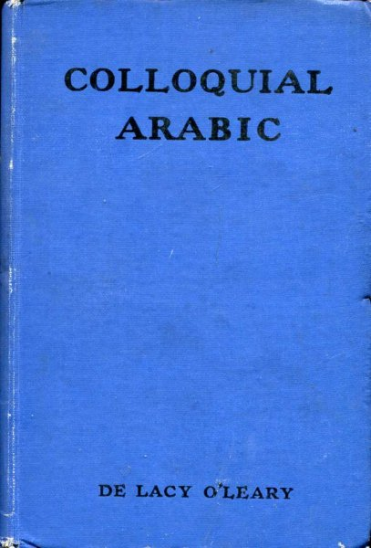 Image for Colloquial Arabic