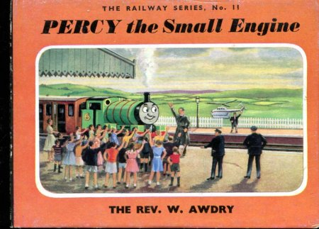 Image for Percy the Small Engine (The Railway Series No 11)