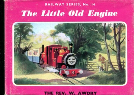Image for The Little Old Engine (Railway Series, No. 14)