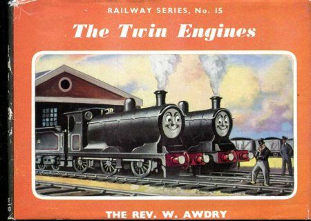 Image for The Twin Engines (The Railway Series no 15)