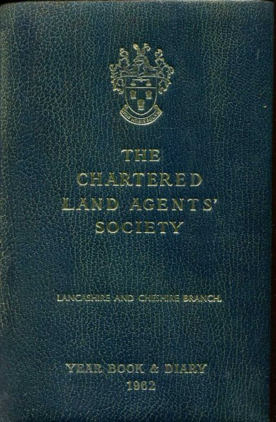 Image for The Chartered Land Agent's Society Year Book and Diary, Lancashire and Cheshire Branch