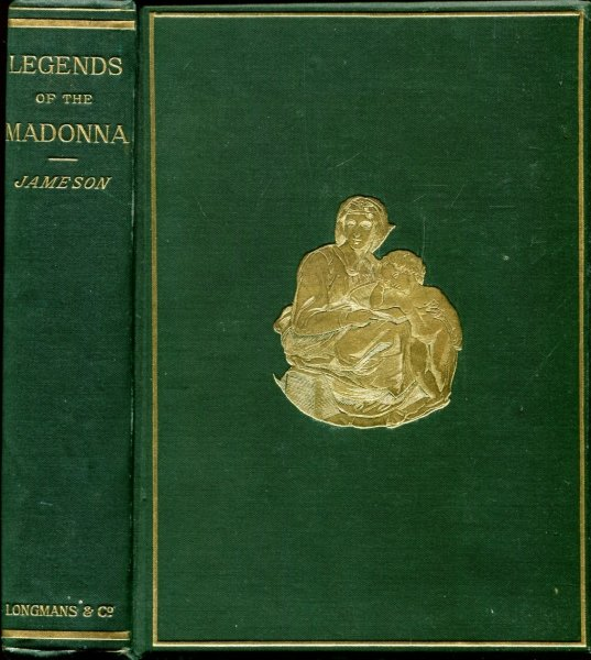Image for Legends of the Madonna as represented in the Fine Arts