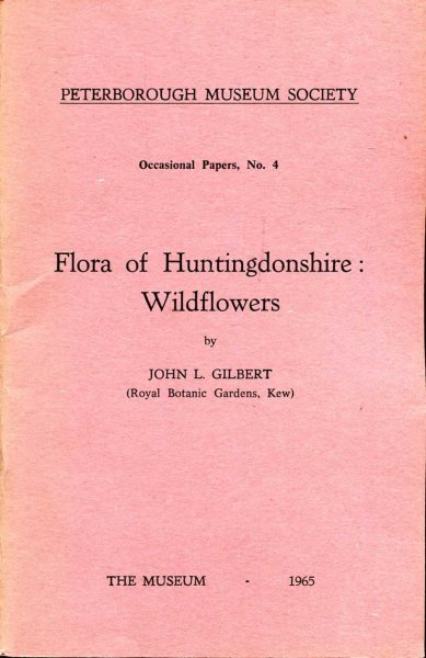 Image for Flora of Hintingdonshire : Wildflowers