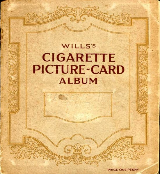 Image for Wills's Cigarette Picture-Card Album : Garden Hints