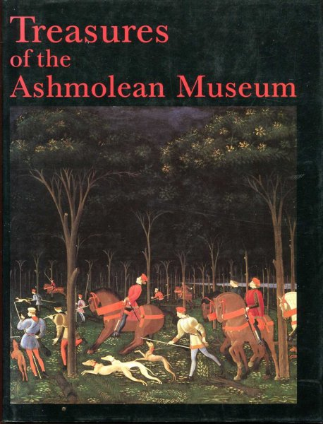 Image for Treasures Of The Ashmolean Museum - an illustrated souvenir of the collections