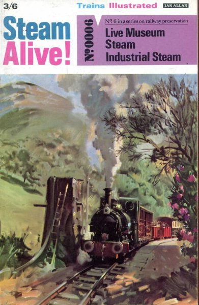 Image for Steam Alive! Trains Illustrated No 6
