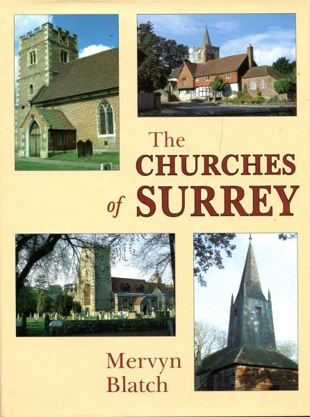 Image for The Churches of Surrey