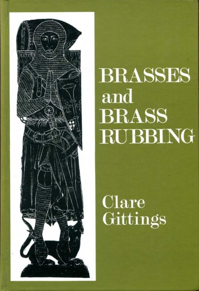 Image for Brasses and Brass Rubbing