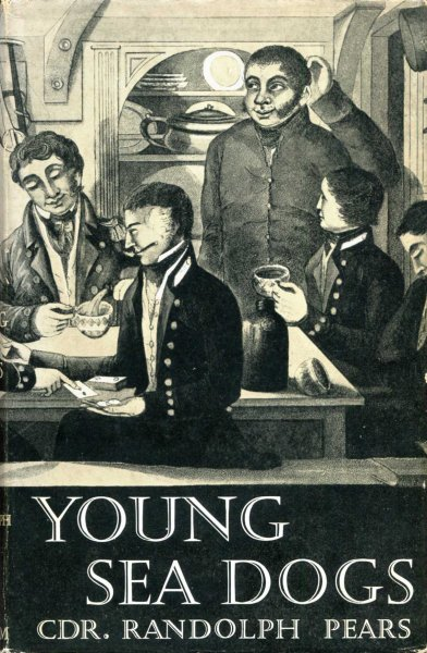 Image for Young Sea Dogs - some adventures of midshipman of the Fleet