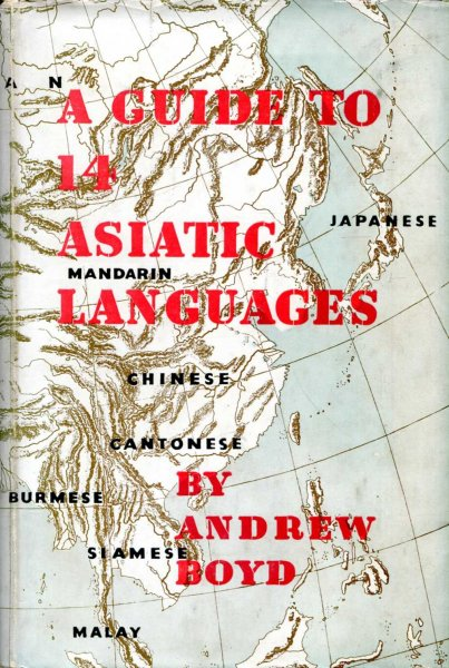 Image for A Guide to 14 Asiatic Languages