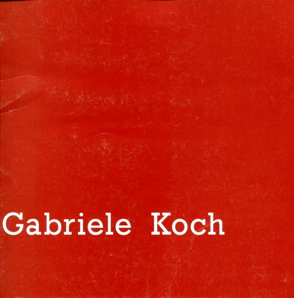 Image for Gabriele Koch