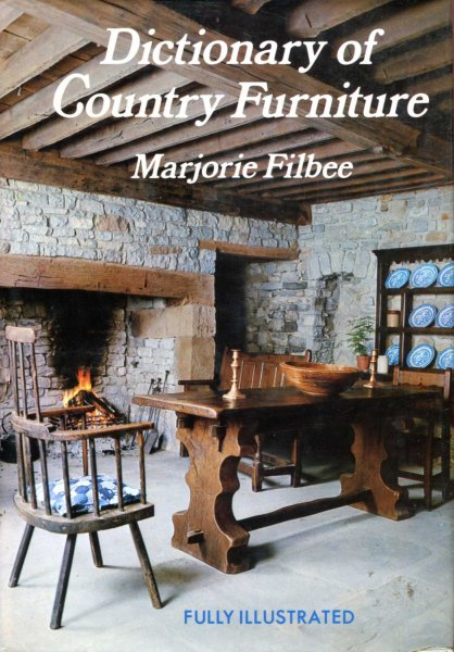 Image for Dictionary of country furniture