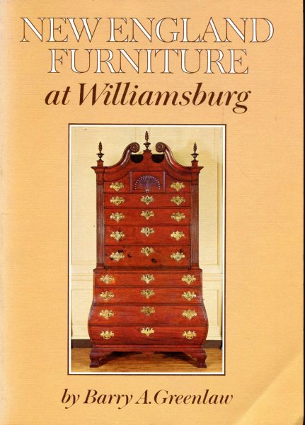 Image for New England Furniture at Williamsburg