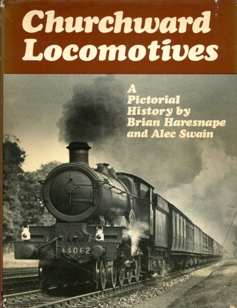 Image for Churchward Locomotives : A Pictorial History