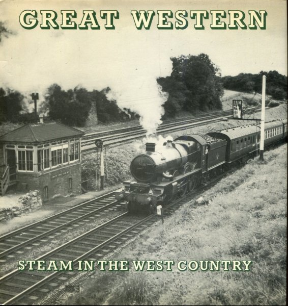 Image for Great Western Steam in the West Country