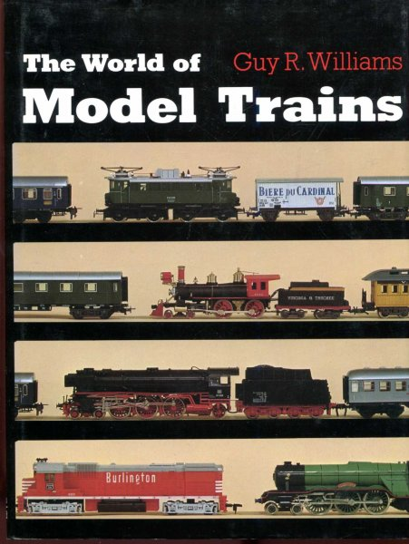 Image for The World of Model Trains