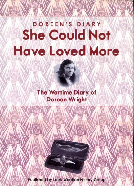 Image for Doreen's Diary : She Could Not Have Loved More : The Wartime Diary of Doreen Wright