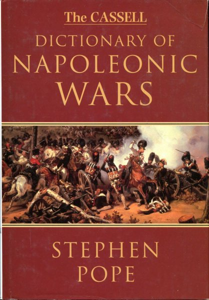 Image for The Cassell Dictionary of Napoleonic Wars