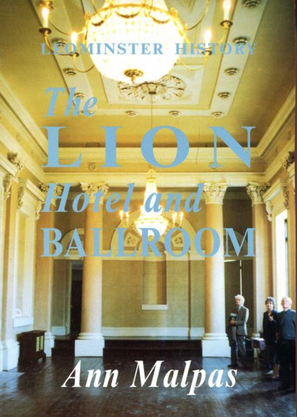 Image for The Lion Hotel and Ballroom (Leominster history)