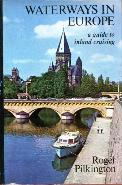 Image for Waterways in Europe : A Guide to Inland Cruising
