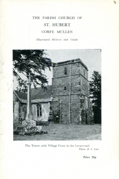 Image for The Parish Church of St Hubert, Corfe Mullen : Illustrated History and Guide