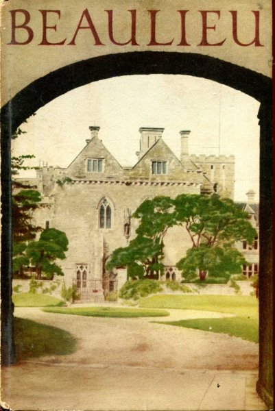 Image for Beaulieu - The Abbey, Palace House and Buckler's Hard