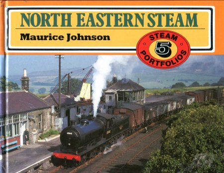 Image for Steam Portfolios Book 5 : North Eastern Steam