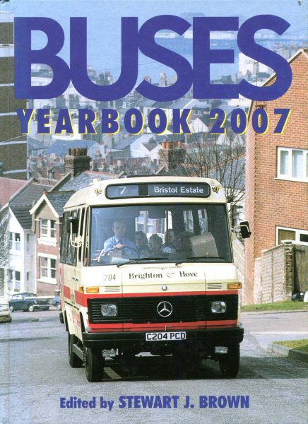 Image for Buses Yearbook 2007