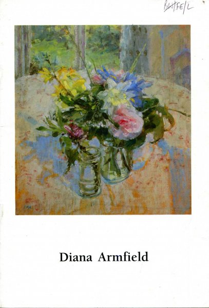 Image for David Armfield new work : 22 November - 21 December 1990