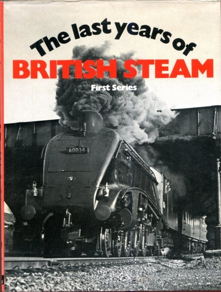 Image for Last Years of British Steam: 1st Series