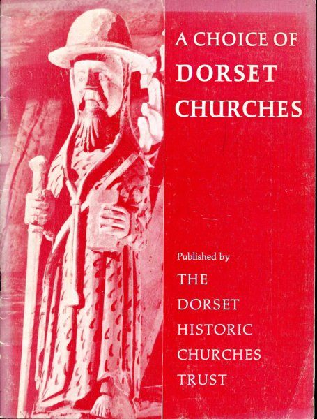 Image for A Choice of Dorset Churches