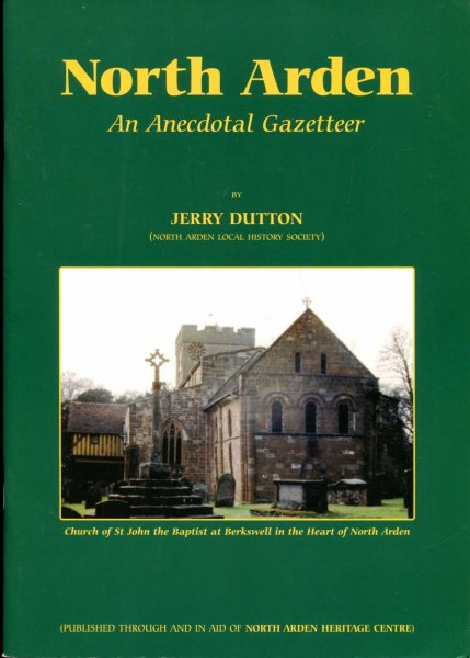 Image for North Arden : An Anecdotal Gazetteer