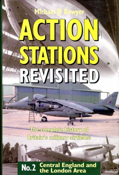 Image for Action stations revisited No. 2 : Central England and London