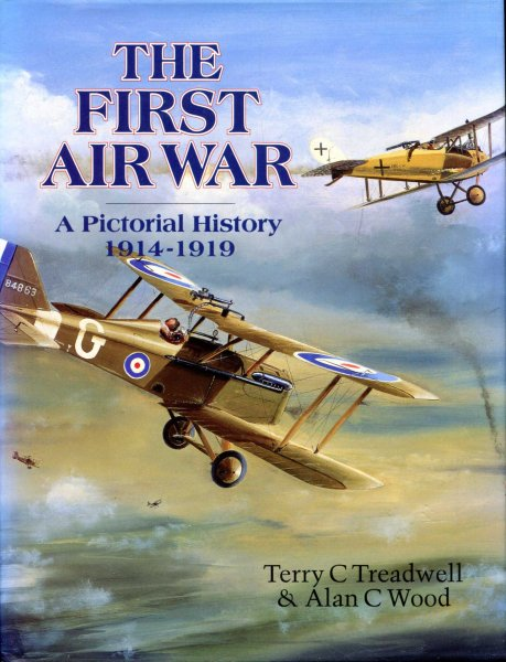 Image for The First Air War : A Pictorial History