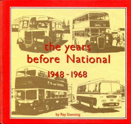 Image for The Years Before National, 1948-68