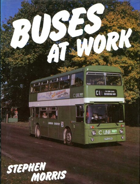 Image for Buses at Work