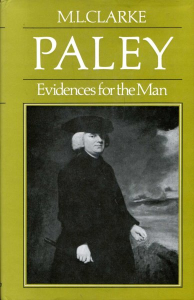 Image for Paley : Evidences for the Man