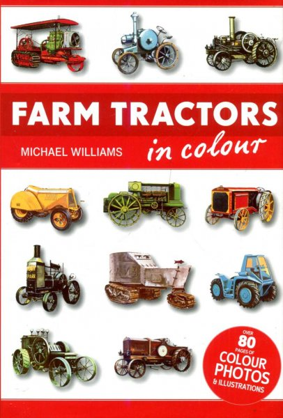 Image for Farm Tractors in Colour