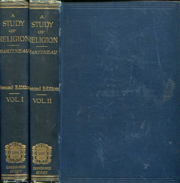 Image for A Study of Religion - its Sources and Contents (two volumes)