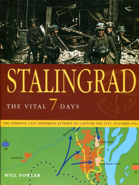 Image for Stalingrad : The Vital 7 Days