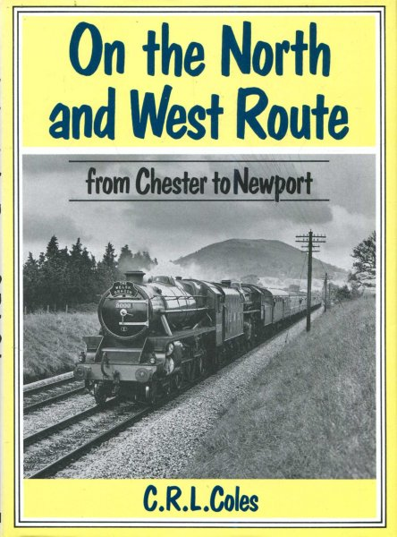 Image for On the North and West Route from Chester to Newport