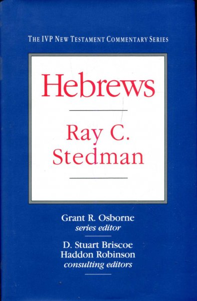 Image for The IVP New Testament Commentary : Hebrews