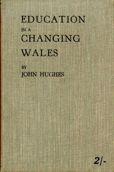 Image for Education in a Changing Wales