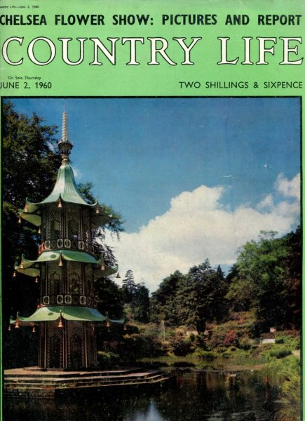 Image for Country Life volume CXXVII No 3300, June 2, 1960